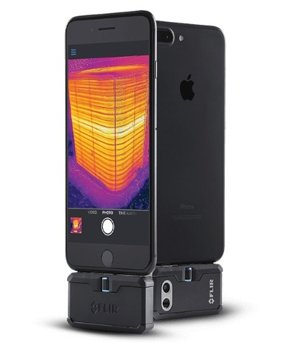 Caméra thermique Smartphone
